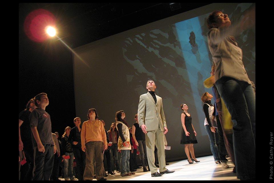 C'est bien d'être ailleurs aussi, DRC, David Rolland Chorégraphies, Nantes, danse