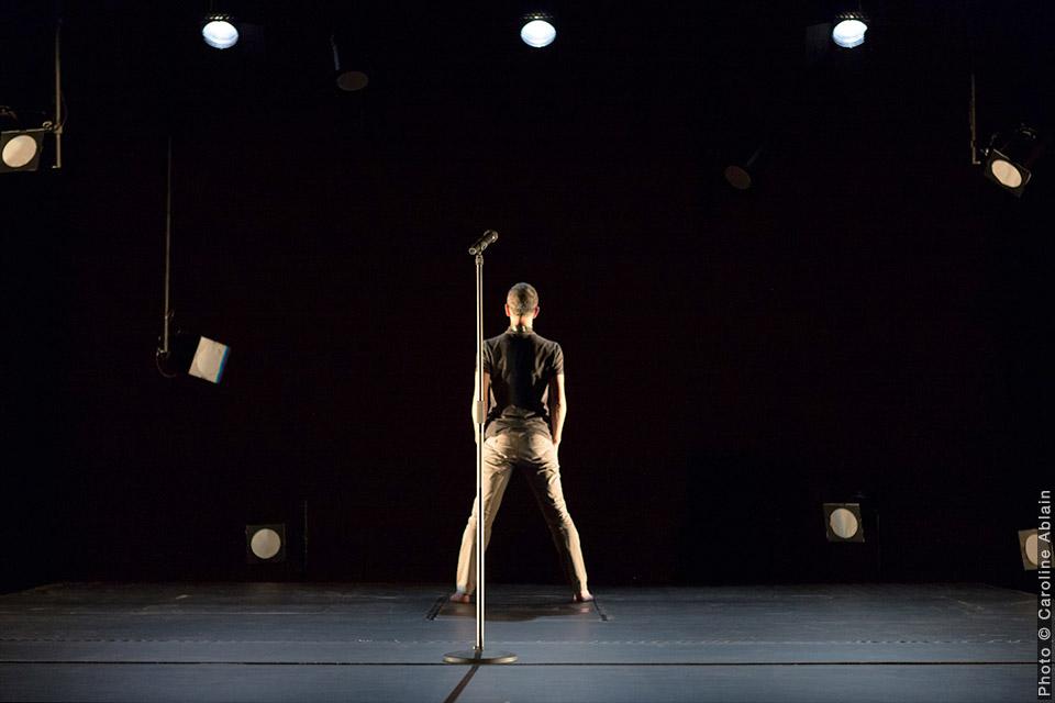 Penchez)-vous sur mon berceau, David Rolland Chorégraphies, Nantes, Danse
