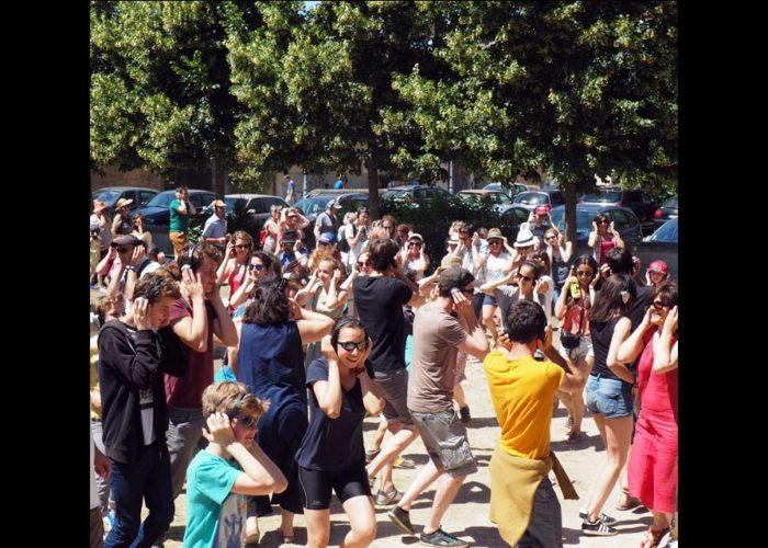 Happy Manif (Walk on the love side), David Rolland Chorégraphies, Nantes