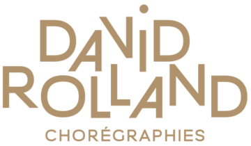David Rolland Chorégraphies, logo 2020