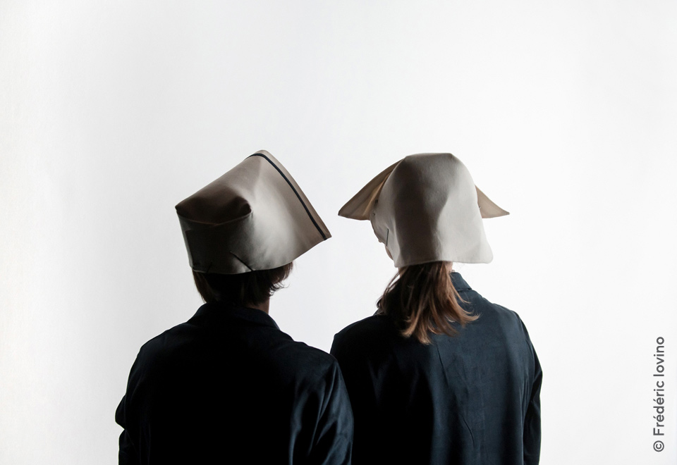 Les infirmières, David Rolland Chorégraphies 2020, crédit photo Frédéric Iovino #03