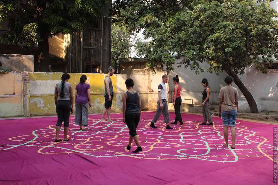 L'étranger au paradis indien, drc, David Rolland Chorégrapies, danse, Nantes