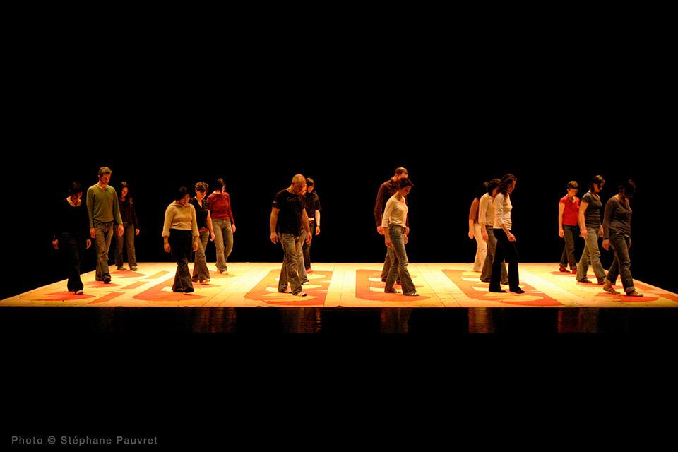 etes-vous donc, David Rolland Chorégraphies, Nantes, danse, drc