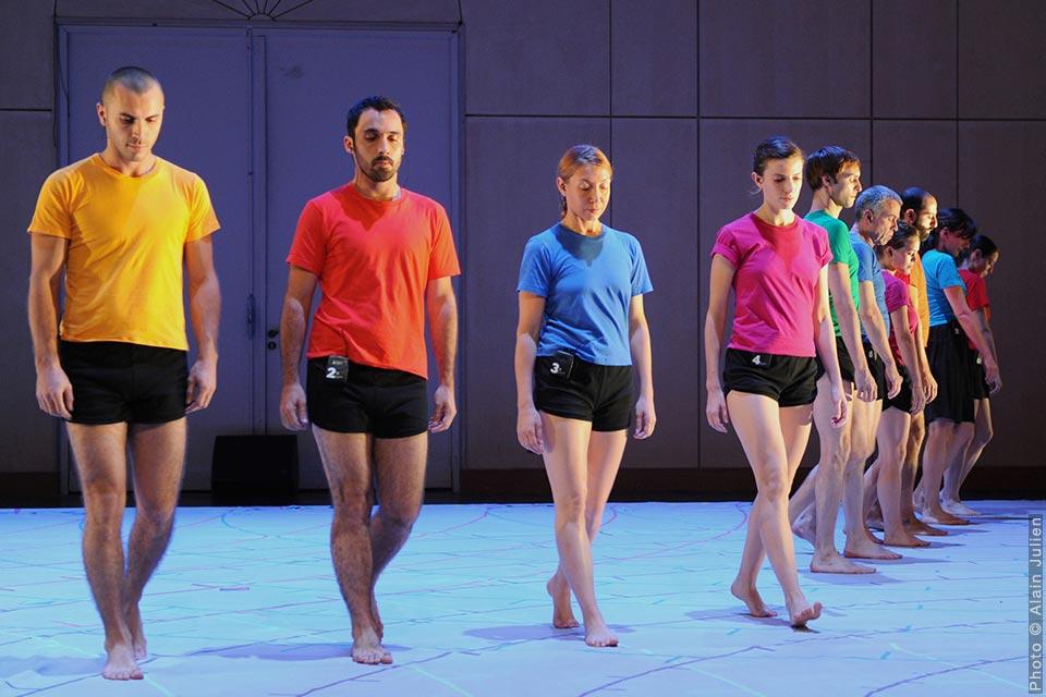 L'étranger au paradis, David Rolland Chorégraphies, Nantes, danse