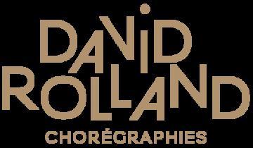 David Rolland Chorégraphies, logo 2020